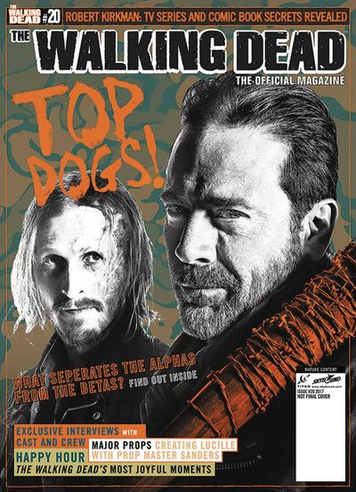 Walking Dead Magazine #20 (Newsstand Edition)