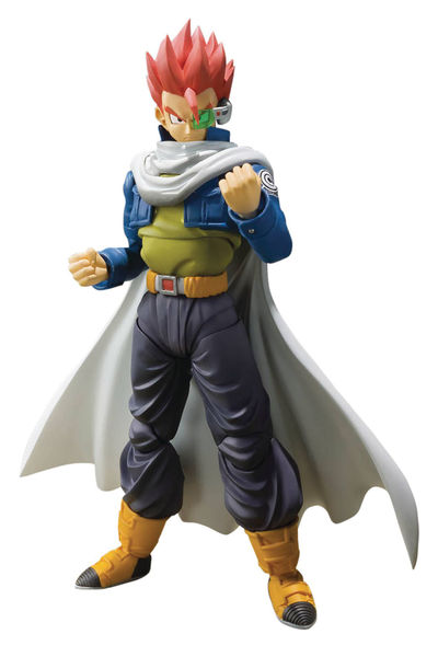 Dragon Ball Xenoverse Time Patroler S.H.Figuarts Action Figure XV Ver JAN172995J