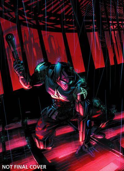 Batman Arkham Knight Annual #1
