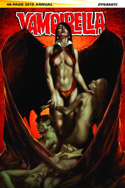 Vampirella Annual 2015