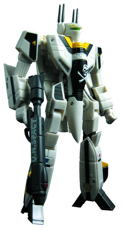 Robotech 1/100 Scale Vf-1s Transformable Action Figure JUL152437I