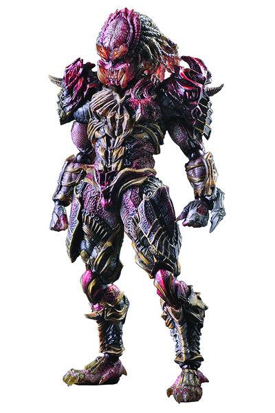 Predator Variant Play Arts Kai Predator Kondo Version Action Figure