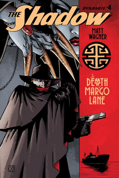 Shadow Death Of Margo Lane #4 (of 5)