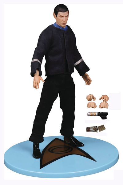 One-12 Collective Star Trek Spock Figure Cage Version JUL168524I