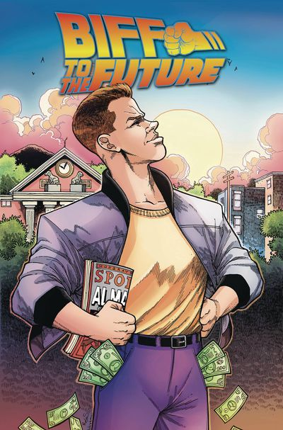 Back To The Future Biff To The Future TPB JUL170594E