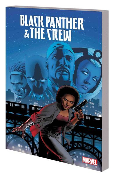 Black Panther Crew TPB We Are The Streets JUL171212D