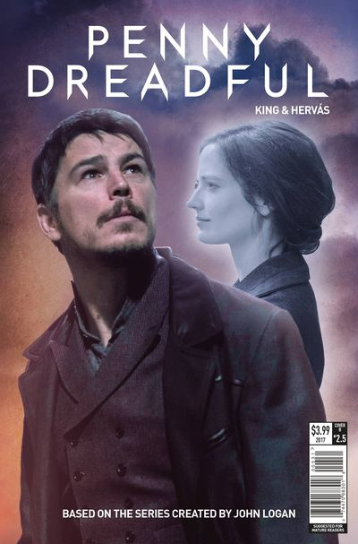 Penny Dreadful #5 (Cover B - Photo) JUL172169F