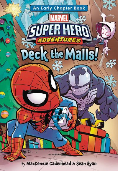 Marvel Superhero Adv Deck The Malls SC JUL172426F