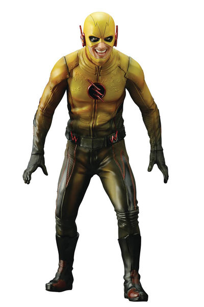 Flash TV Series Reverse Flash ArtFX+ Statue JUL172972I
