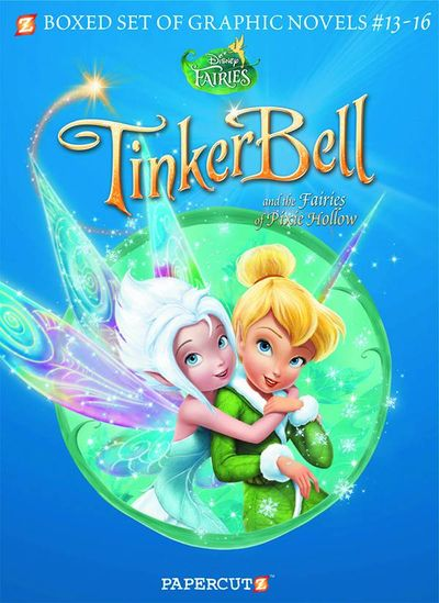 Disney Fairies GN Box Set Vol. 13-16 JUN151481F