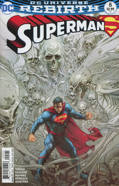 Superman #5 (Rocafort Variant Cover Edition)