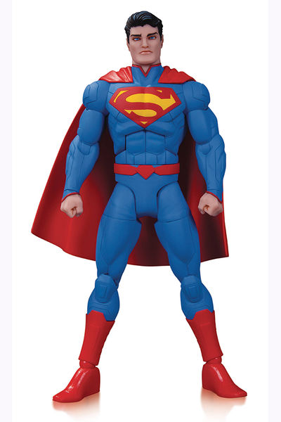 DC Comics Designer Series Capullo Superman Action Figure JUN160392Y
