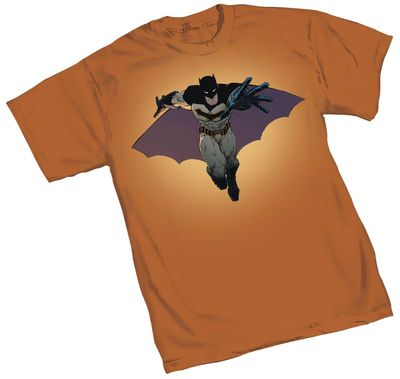 Image of Batman Rebirth By Capullo T-Shirt LG