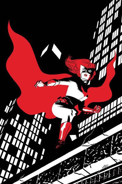 Batwoman #6 (Cho Variant Cover Edition)