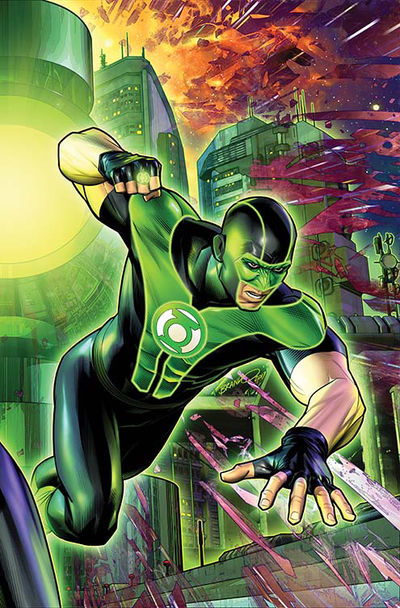 Green Lanterns #29 (Peterson Variant Cover Edition)