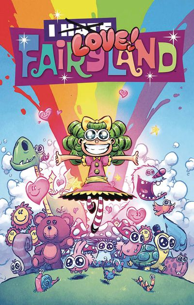 I Hate Fairyland #15 (Cover A - Young)