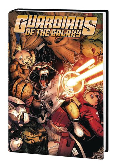 Guardians Of Galaxy HC Vol. 04 JUN171049D
