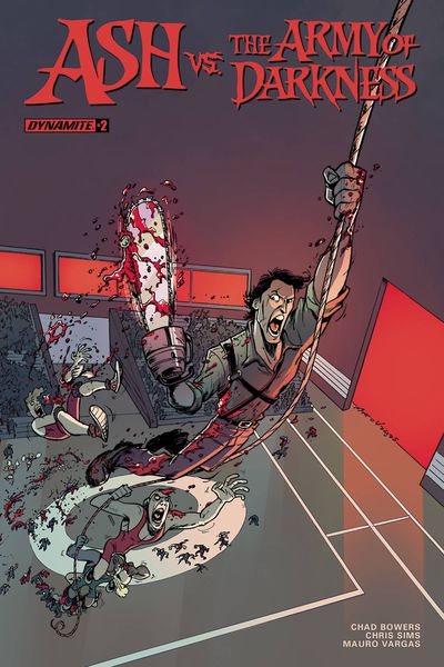 Ash vs. Army of Darkness #2 (Cover B - Vargas) JUN171528E