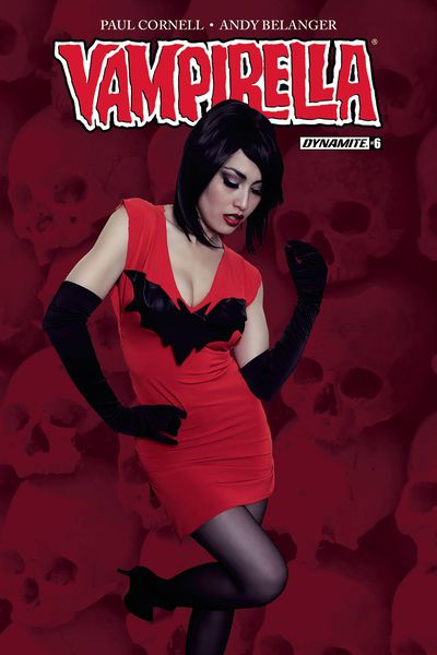 Vampirella #6 (Cover C - Cosplay)