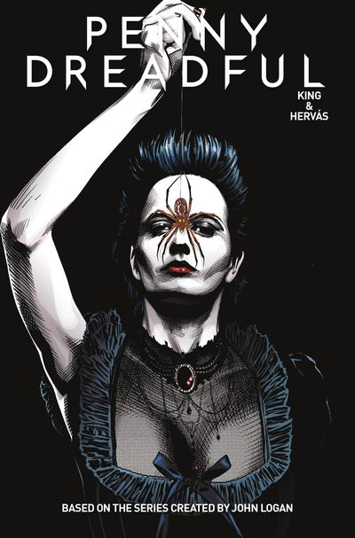 Penny Dreadful The Awaking TPB Vol. 01 JUN171950F