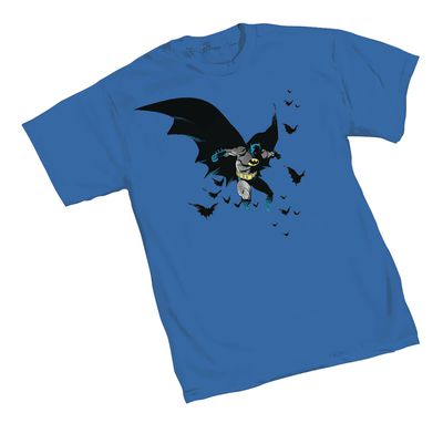 Image of Batman & Friends By Mignola T-Shirt XL
