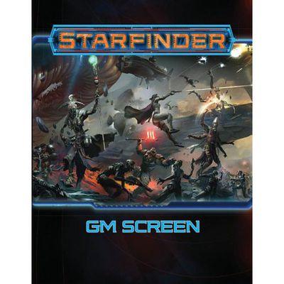 Starfinder RPG GM Screen