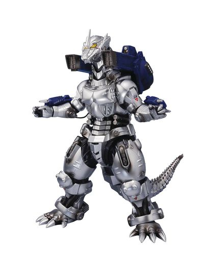 Godzilla S.H. Monsterarts Mechagodzilla Action Figure Final Battle Ver JUN182710