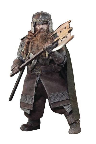 Lord of the Rings Gimli 1/6 Action Figure JUN182728