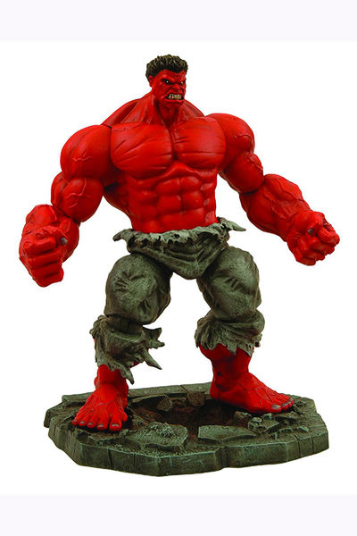 Marvel Select Red Hulk Action Figure MAR088262I
