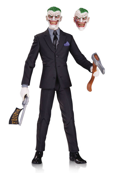 DC Comics Designer Series Capullo Joker Action Figure MAR160327Y