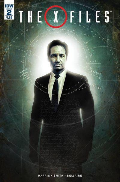 X-Files (2016) #2
