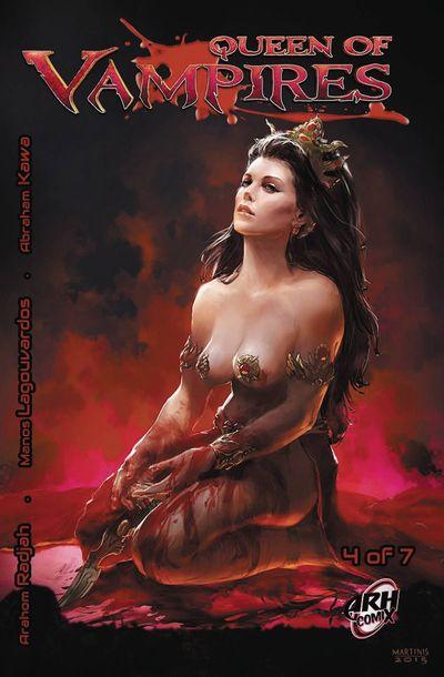 Queen Of Vampires #4 (of 7)