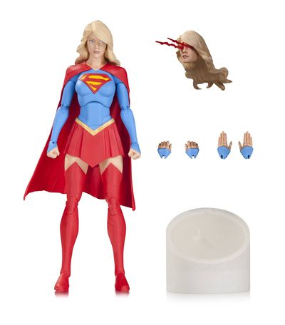 DC Icons Supergirl Action Figure MAR170455Y