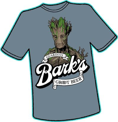 Image of Barks Groot Beer T-Shirt XXL