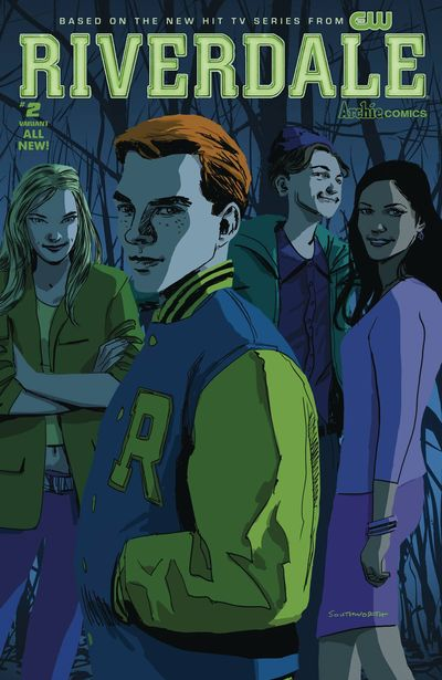 Riverdale #2 (Cover C - Variant Southworth)