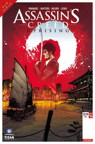 Assassins Creed Uprising #5 (Cover B - Veltri)