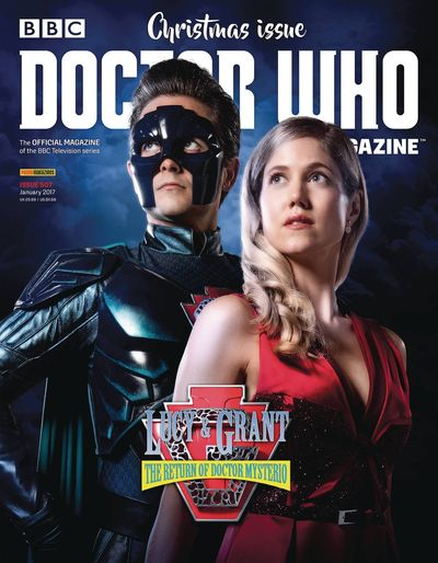 Doctor Who Magazine #512