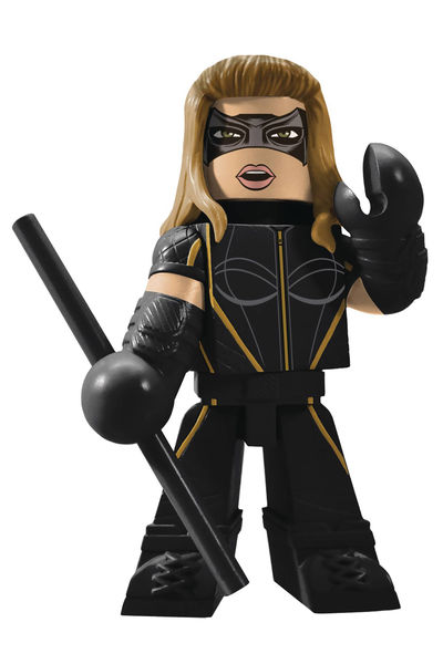 Arrow Cw Black Canary Vinimate MAR182422