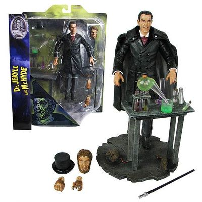 Universal Select Jekyll & Hyde Action Figure MAY131780I
