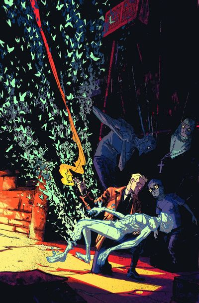 Constantine The Hellblazer #2