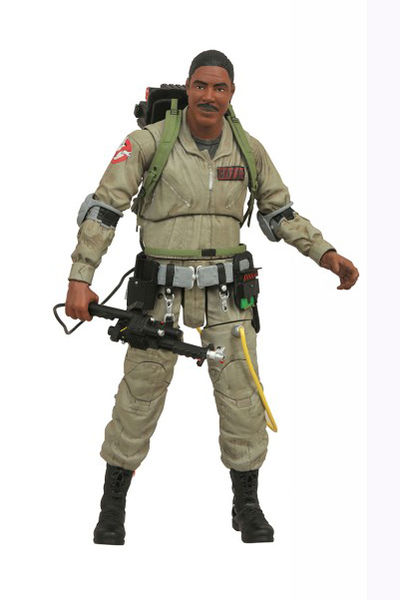Ghostbusters Select Action Figure Series 1 - Winston Zeddemore MAY152168ZEDDMORE