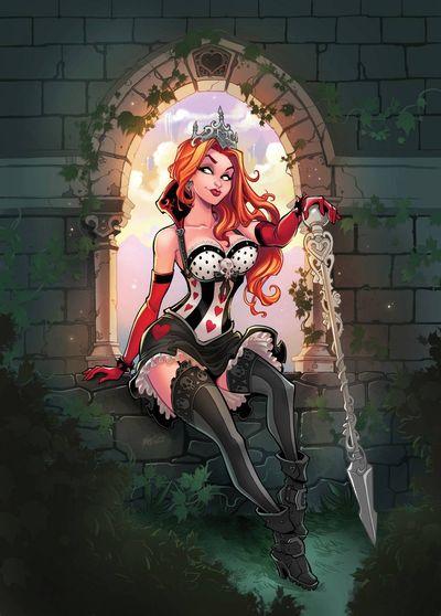 Grimm Fairy Tales Wonderland #49 (Cover C - Abel)