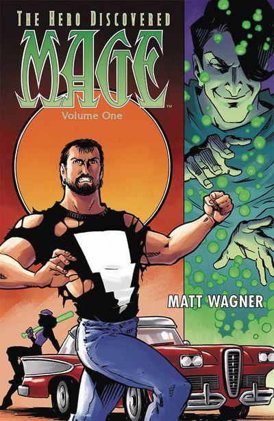 Matt Wagner's MAGE - THE HERO DEFINED big LOT #3 5 6 7 8 9 10 11 12 14
