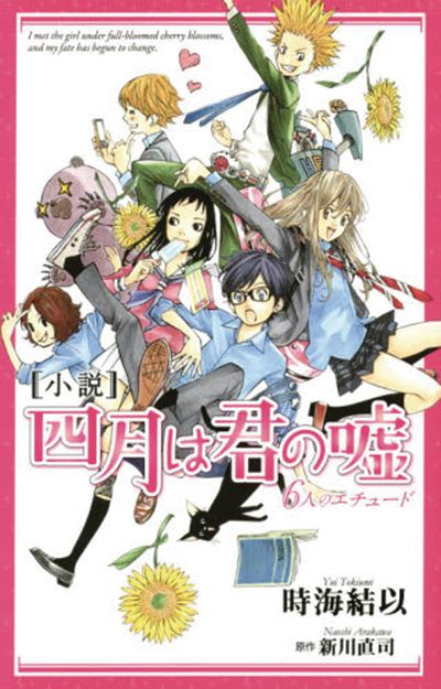 Your Lie In April Novel MAY172000F