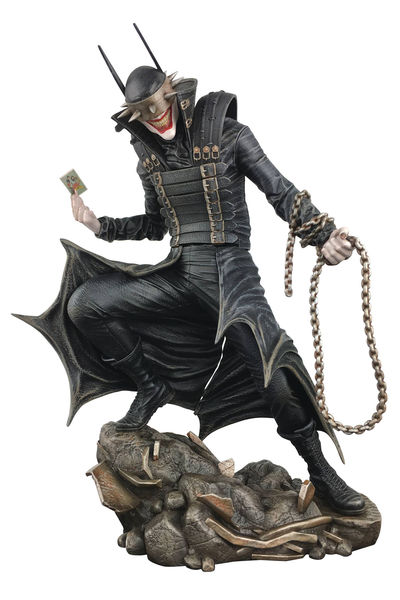 DC Gallery Batman Comic Who Laughs PVC Statue MAY182303