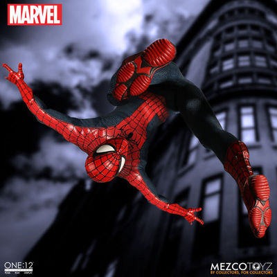 One-12 Collective Spider-Man Action Figure MEZCO-76290