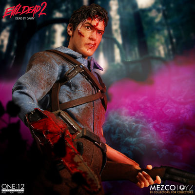 One-12 Collective Evil Dead 2 Ash Action Figure MEZCO-76510
