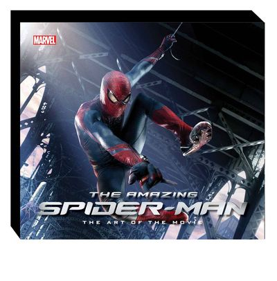 Amazing Spider-Man Art of Movie HC Slipcase NOV130711D