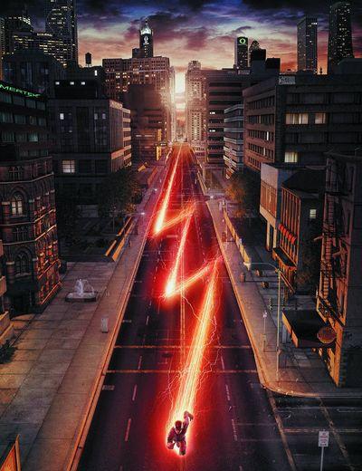 Flash Season Zero #4