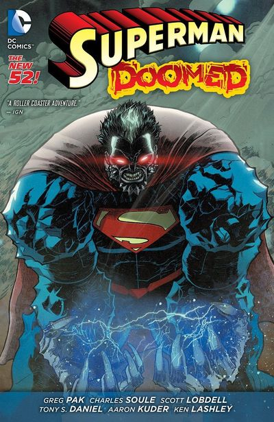 Superman Doomed HC NOV140304D